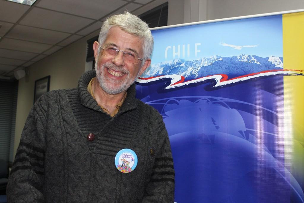 Armando Peruga, gerente de la Iniciativa Libre Tabaco de la Organización Mundial de la Salud (OMS).